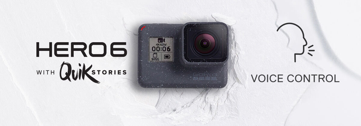 GoPro HERO6 Black kamera