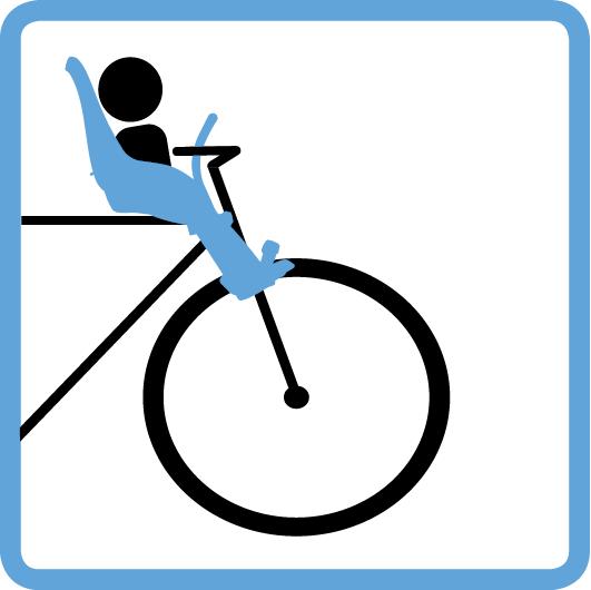 Thule első kerékpáros gyerekülés